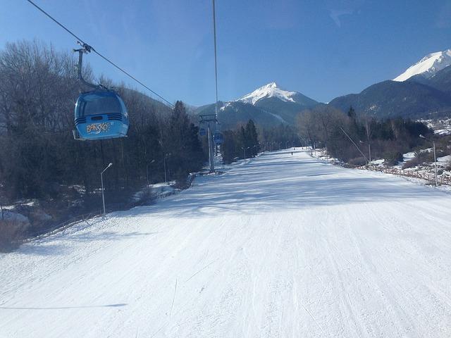 Bansko - Bulharsko lyžařské středisko