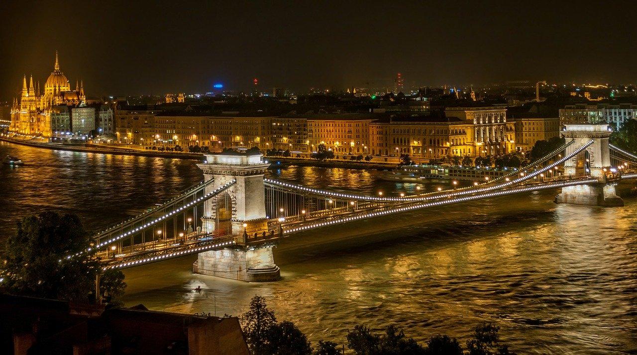 Budapešť - Maďarsko