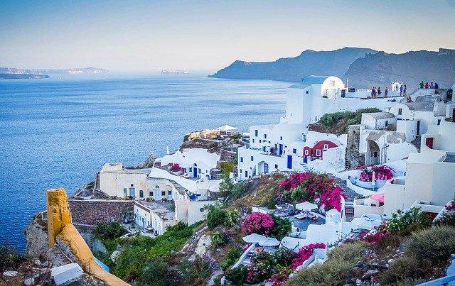 Řecko - co si dovézt za suvenýri?