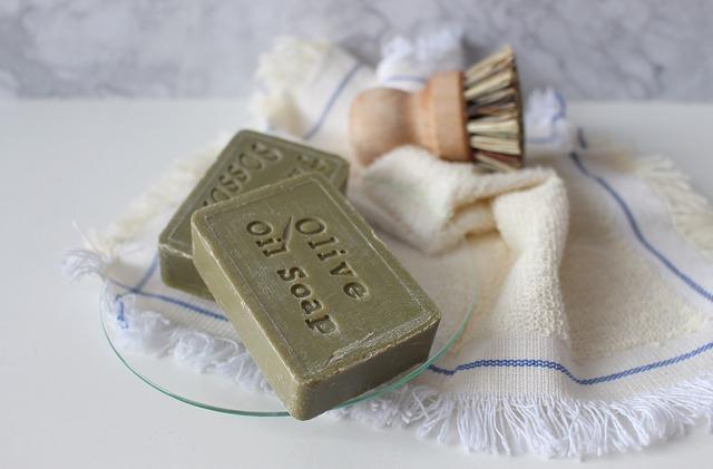 Přírodní mýdlo z oliv z Řecka