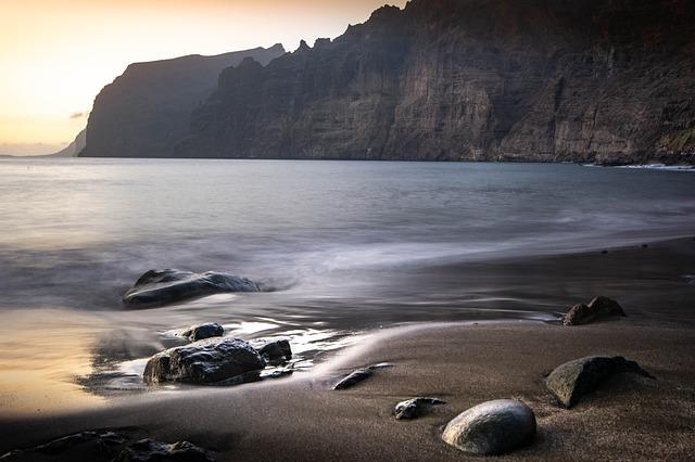 Moře - Tenerife